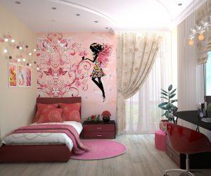 וילונות מעוצבים לחדרי ילדים